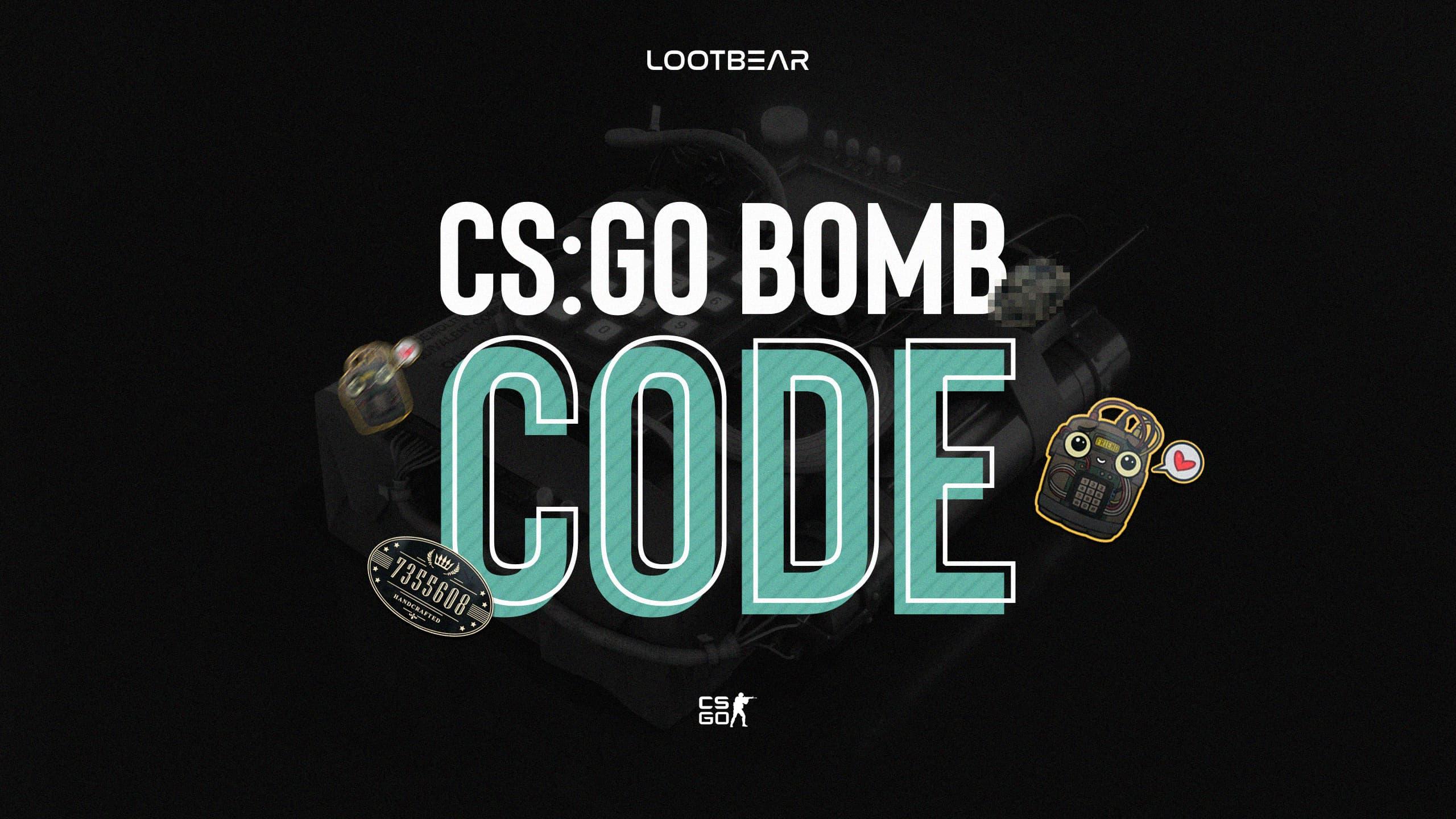 csgo bomb code