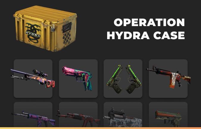 operation hydra csgo case