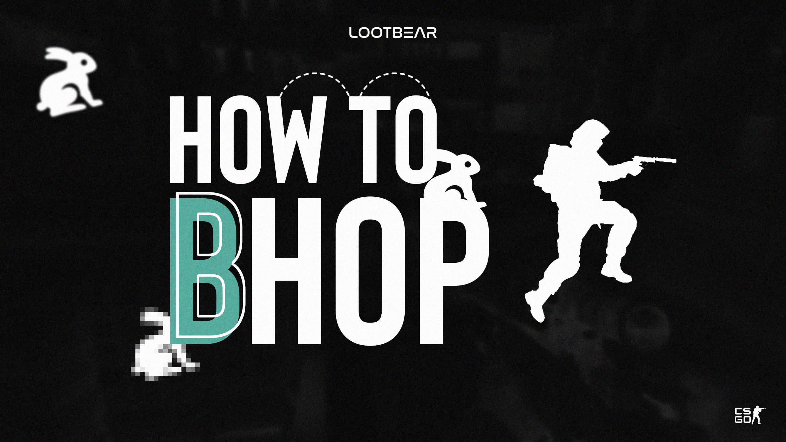 how to bhop in csgo