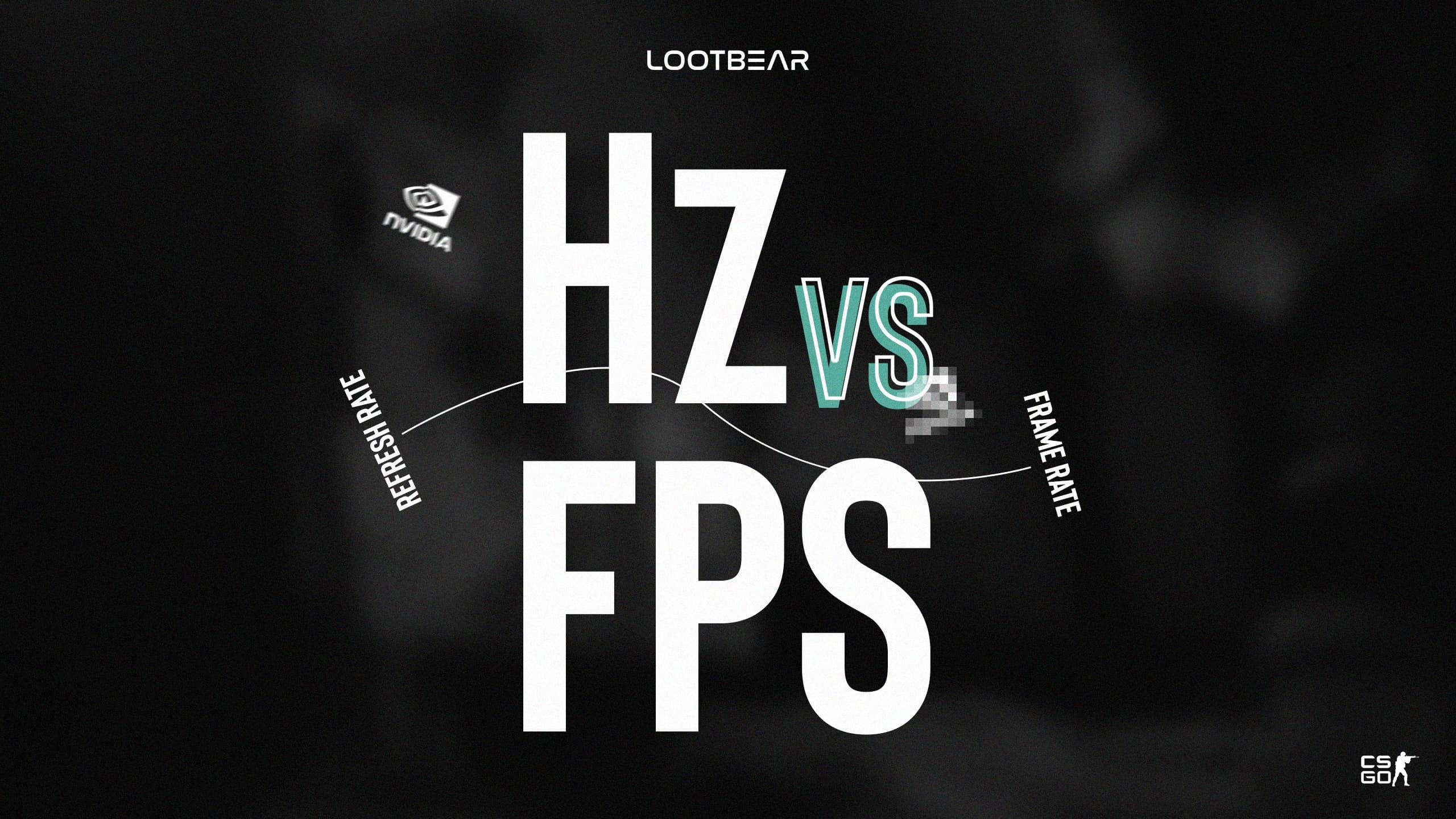 hz vs fps