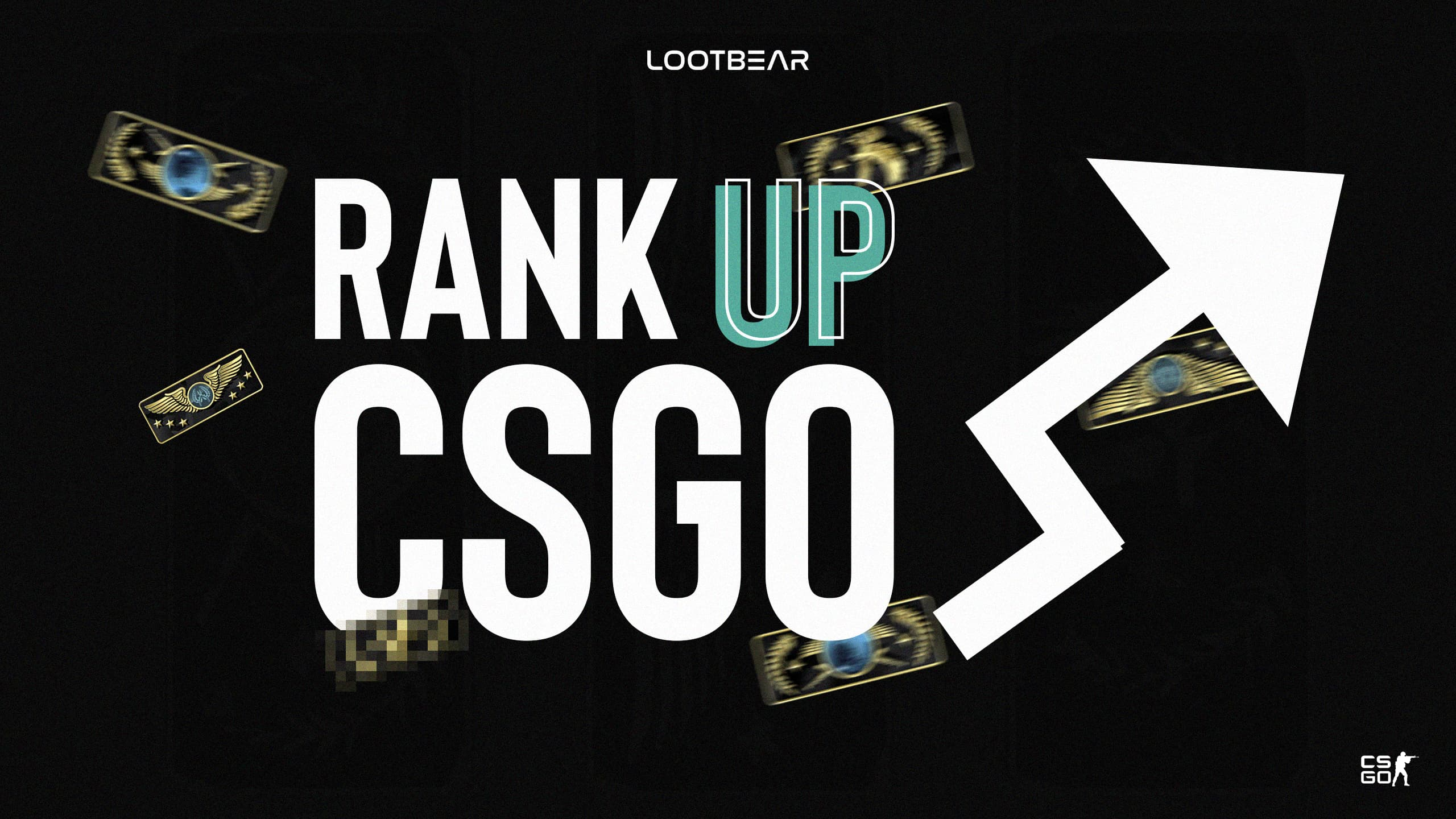 rank up csgo