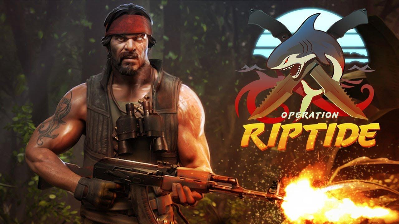 operation riptide updates