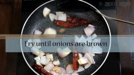 onion tomato chutney recipe | tomato onion chutney recipe