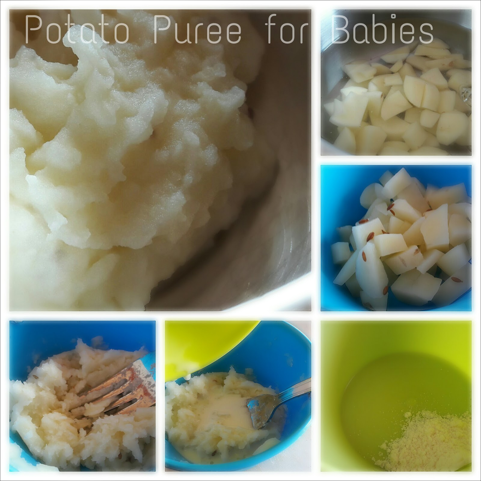 creamy potatoes