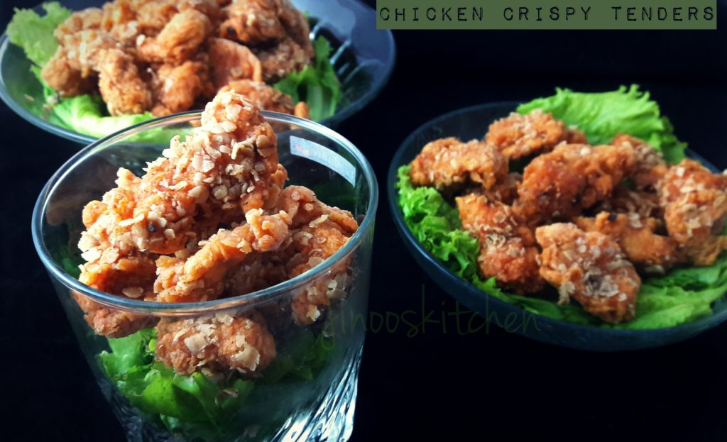 Chicken Crispy tenders