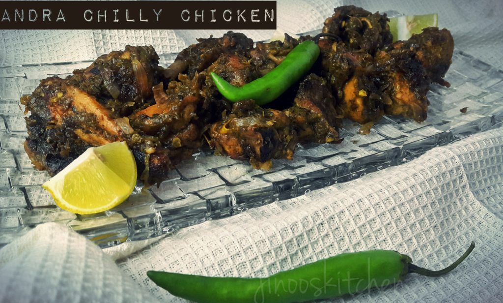 andra chilly chicken