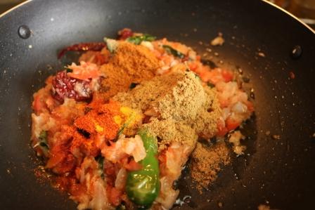 quick madras chicken curry recipe