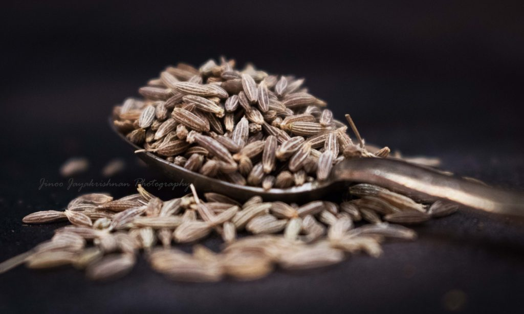 Cumin seeds - Secret of Seven Indian Spices