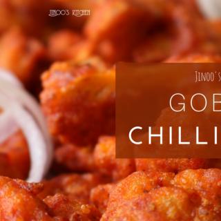 Gobi 65 street food style