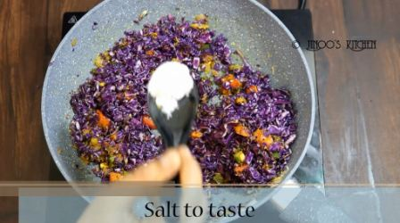 Red Cabbage Fried Rice recipe1