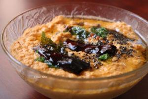 Kerala coconut chutney recipe