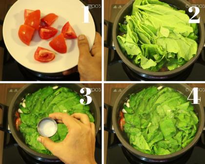 Palak Paneer recipe