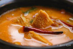 Tender jackfruit curry recipe