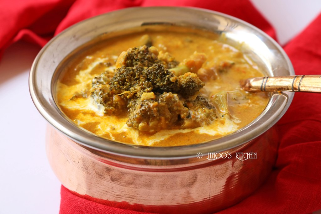 Broccoli masala recipe Indian style