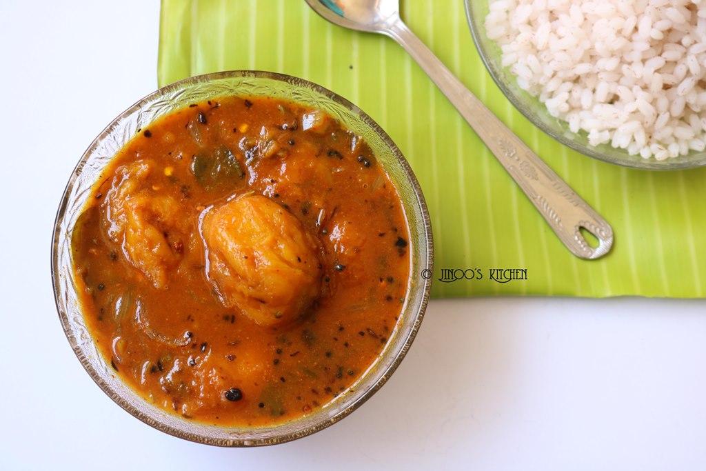 Mambazha kuzhambu recipe