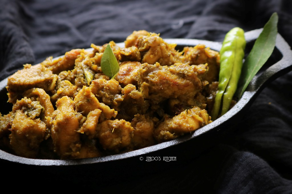 Andhra chilli chicken recipe