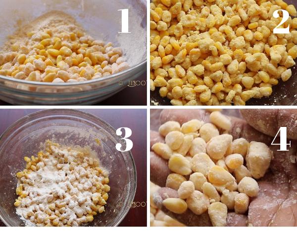 crispy corn recipe
