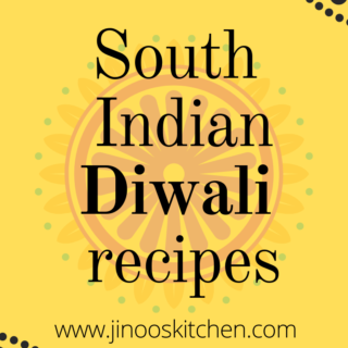 south indian diwali recipes collection