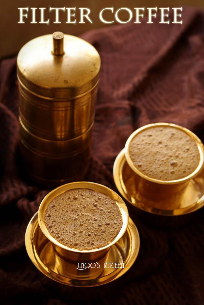 filter coffee recipe