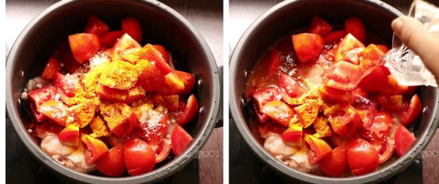 Tomato chicken recipe