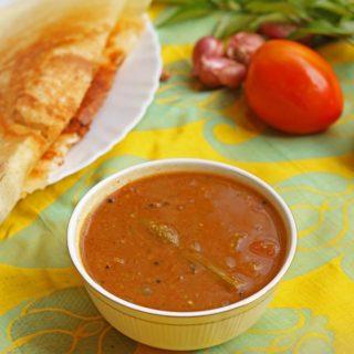 Coimbatore Annapoorna Hotel Style Sambar Recipe