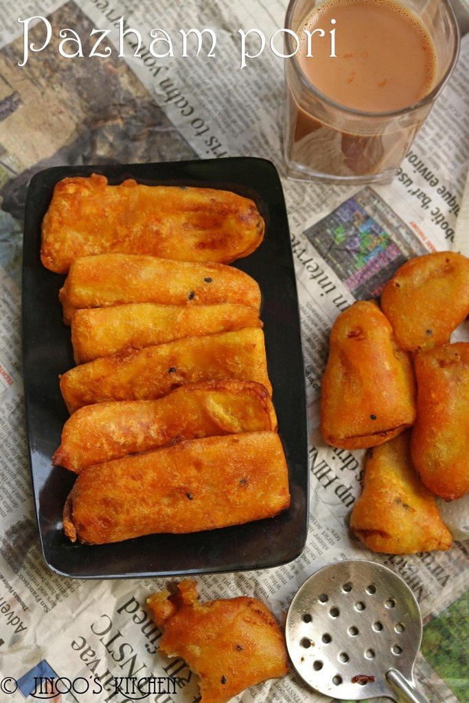 Pazham pori recipe