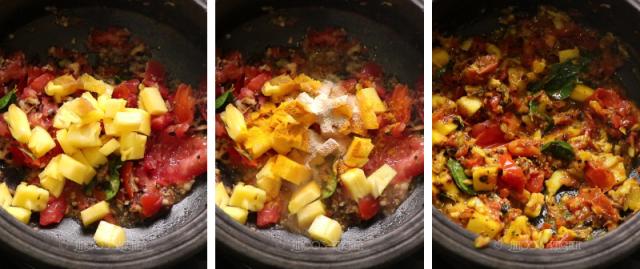 Pineapple Rasam recipe
