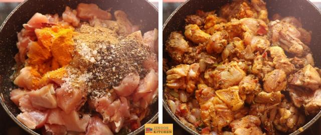 chicken peralan recipe