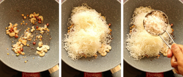 coconut sevai recipe