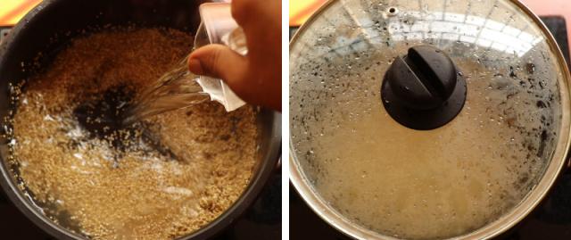 curd quinoa recipe