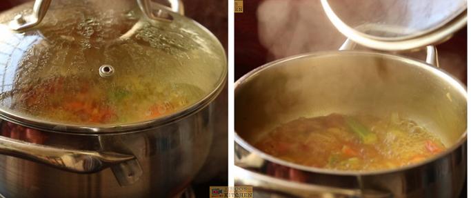 cook ponnanganni keerai sambar
