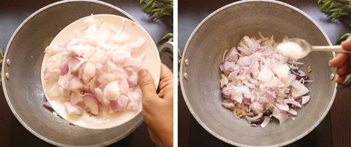 add onions spicy chicken fry recipe