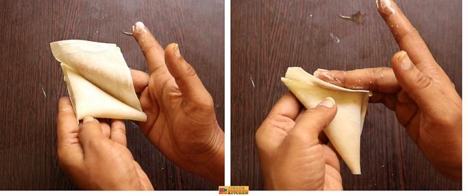 onions samsa