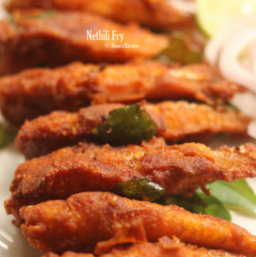 anchovy fish fry recipe