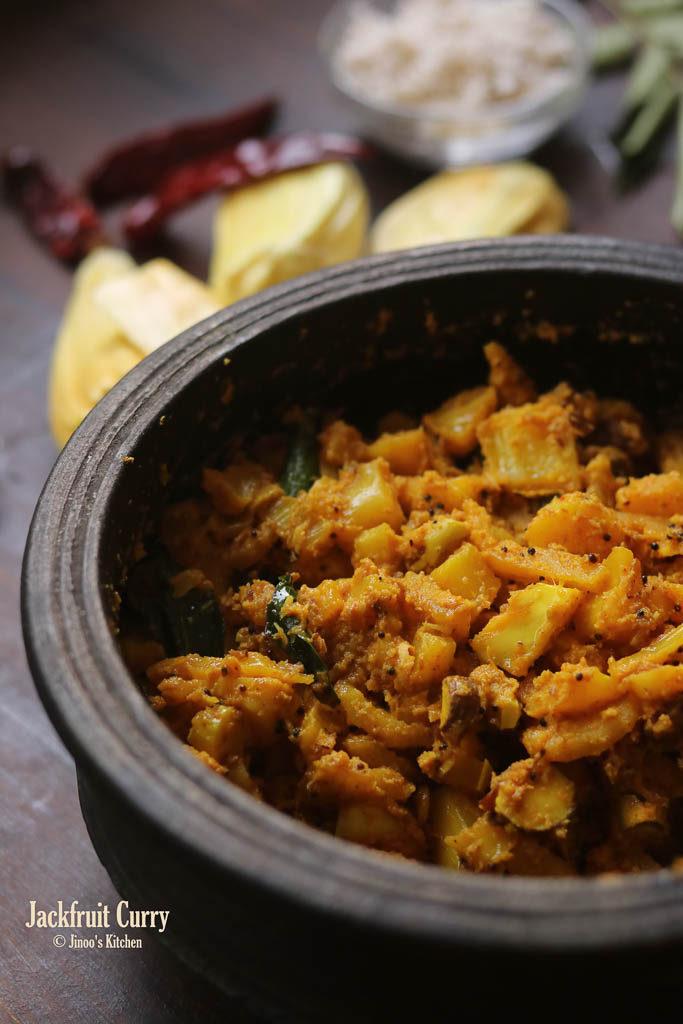 chakka erissery recipe