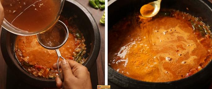 Fish curry kerala style