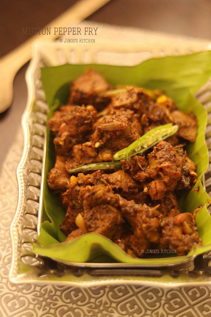 mutton roast recipe kerala style