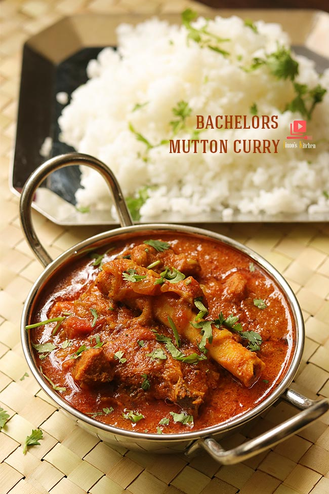 easy mutton curry recipe