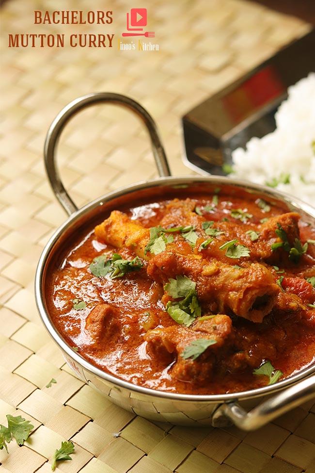 easy mutton curry recipe