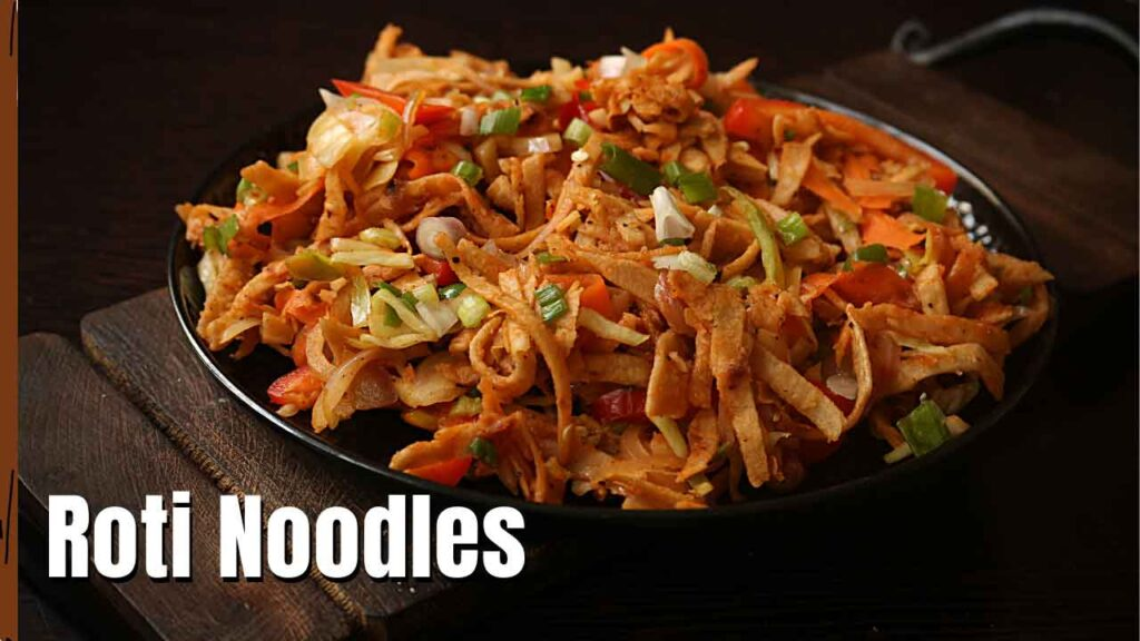 roti noodles recipe