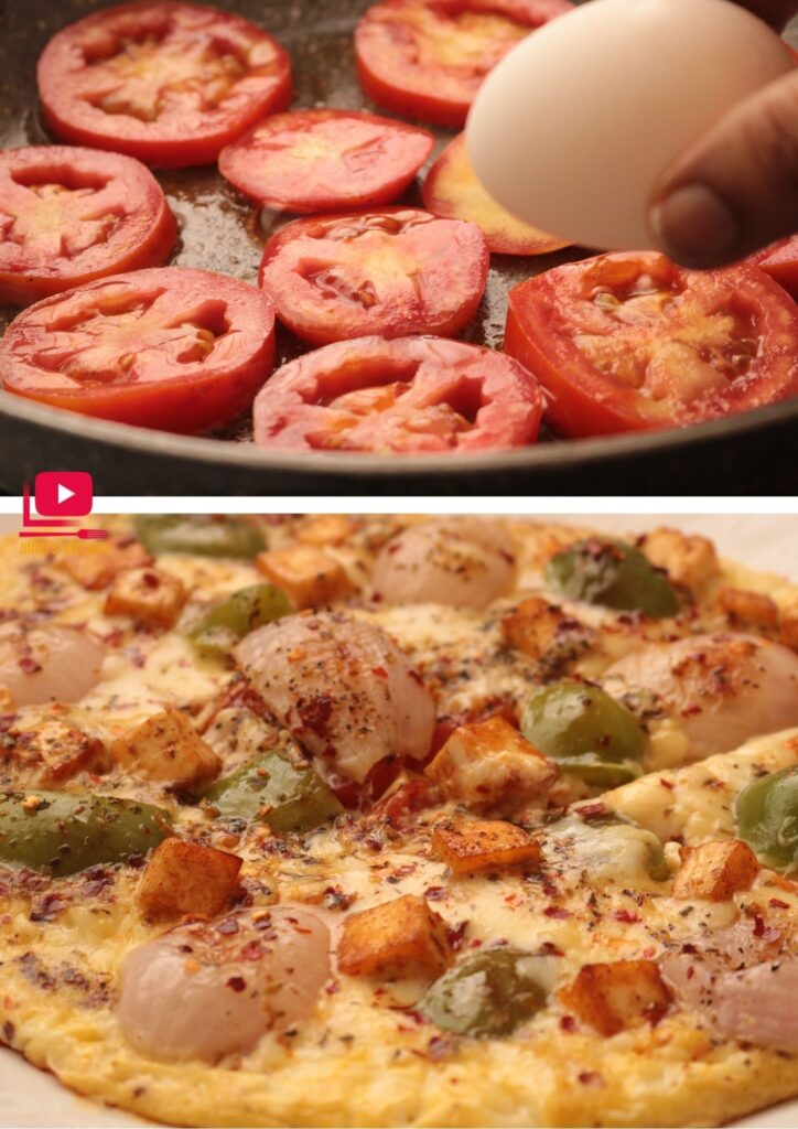 No flour pizza recipe