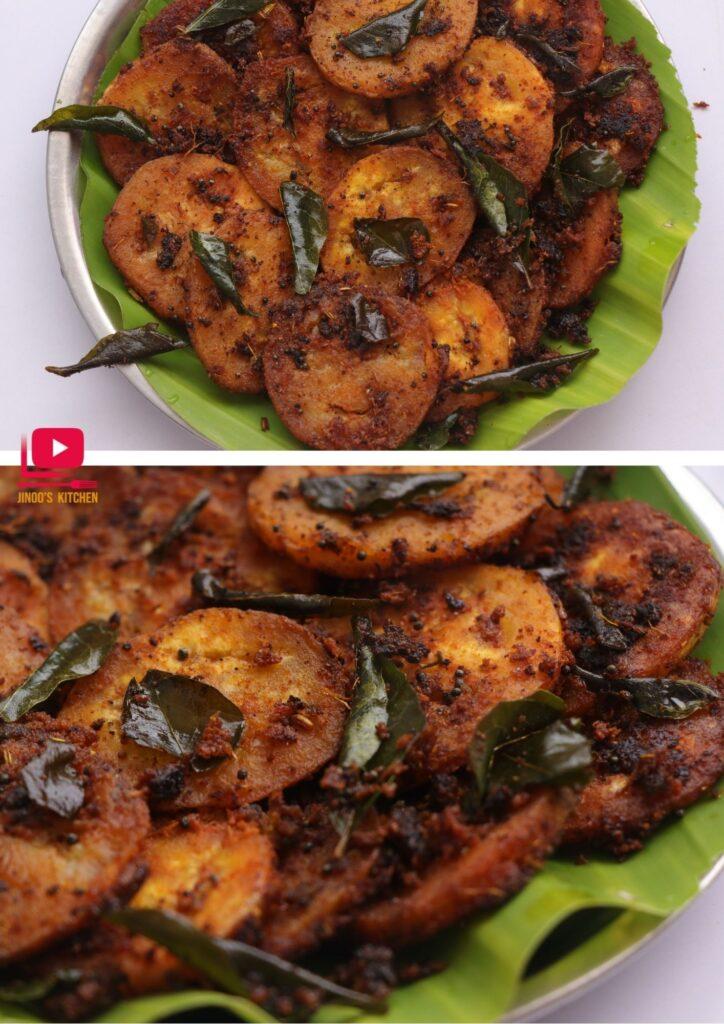 Raw Banana roastt | Vazhakkai Varuval | Valakkai Fry | Vazhakkai Poriyal