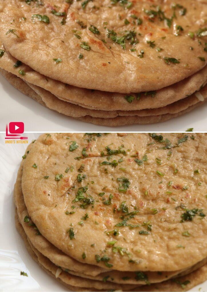 garlic flatbread recipe