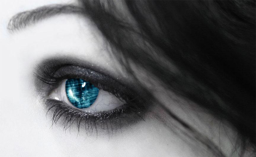 The Blue Eyed Girl - Bkeeda