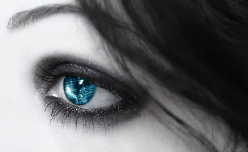 The Blue Eyed Girl - Bkeeda