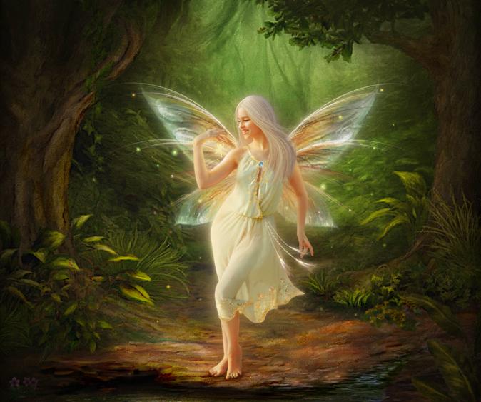 The Little Fairy Tale - Bkeeda