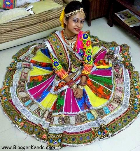 The Navratri Trends for 2014 - 01