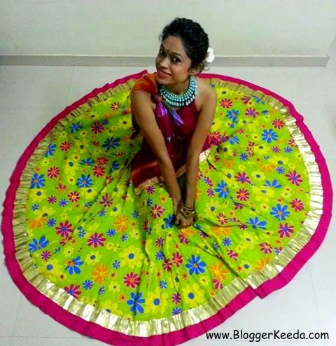 The Navratri Trends for 2014 - 02
