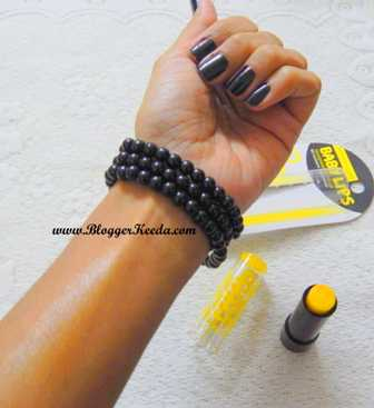 Maybelline Baby Lips Electro Pop review of Fierce N Tangy - 08