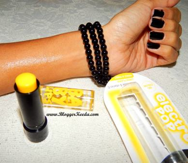 Maybelline Baby Lips Electro Pop review of Fierce N Tangy - 09